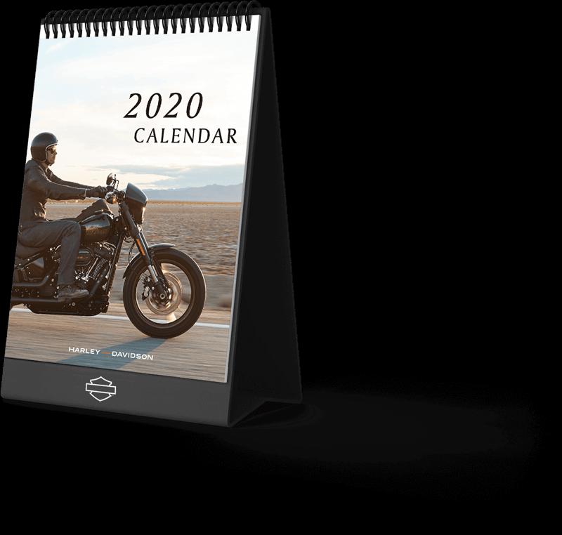2020 オリジナルカレンダー